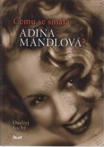 Čemu se smála Adina Mandlová? Ondřej Suchý 2015