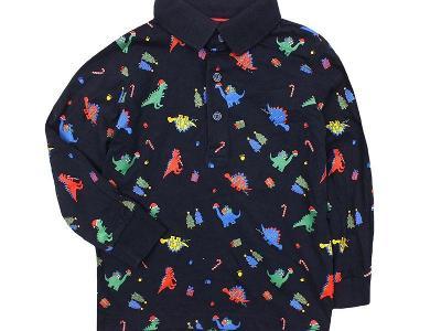 JAKO NOVÉ! DINO vánoční tričínko George, vel.98