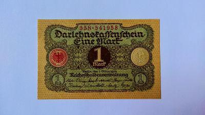 Německo 1 mark 1920 od 1 Kč