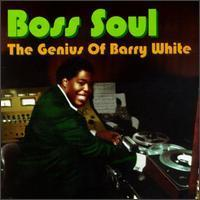 BARRY WHITE -  Boss Soul: The Genius of Barry White  CD 1998 soul funk