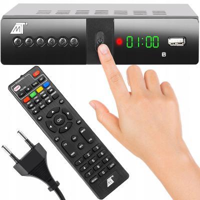 SET-TOP BOX DVB-T2 HEVC