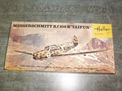 Messerschmitt Bf 108 B Taifun Heller