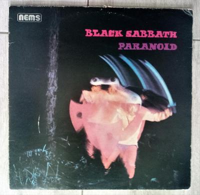 Black Sabbath – Paranoid /LP/