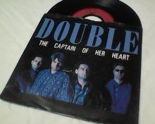 DOUBLE -THE CAPTAIN OF HER HEART-SP-1985.