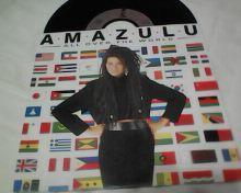 AMAZULU-ALL OVER THE WORLD-SP-1986
