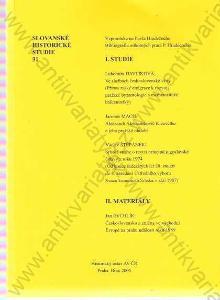 Slovanské historické studie 31 2006