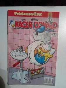 Časopis, Kačer Donald, č. 6/2012, top stav