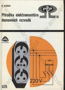 Příručka elektromontéra domovních rozvodů 1982