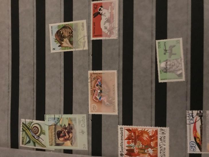 Známky  - Filatelie