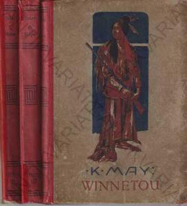 Vinnetou, rudý gentleman I, II., III. Karel May