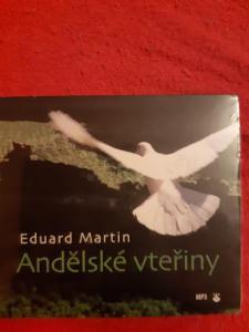 CD mp3 Eduard Martin: Andělské vteřiny
