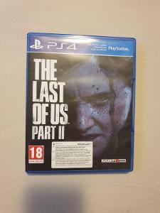 THE LAST OF US PART II - Hra pro PS4 / Playstation 4