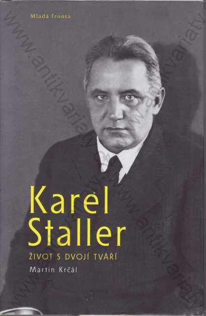 Karel Staller Martin Krčál Mladá fronta Praha 2012 - Knihy