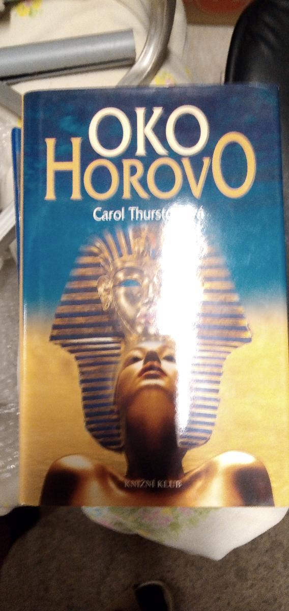 Carol Thurstonova-Oko Horovo, Knižní klub 2002 - Knihy
