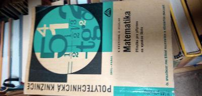 Matematika příručka pro přípravu na vysokou školu SNTL 1965,164str.