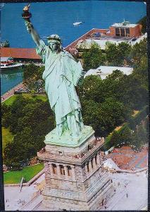USA - New York - Socha Svobody - 1984