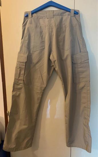 Kalhoty 24-7 TRU-SPEC TACTICAL Teflon rip-stop KHAKI Nové
