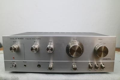 Vintage zesilovač ONKYO A-3000