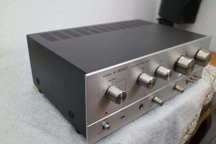 Vintage zesilovač ONKYO A-3000 - TV, audio, video