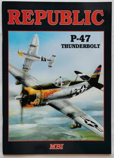 Republic P - 47 Thunderbolt - M. Velek