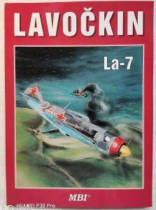 Lavočkin La-7 - Miloš Věštík