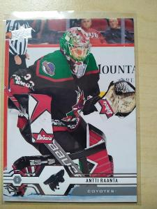 Antti Raanta Upper Deck 2019-20 č. 407 Coyotes
