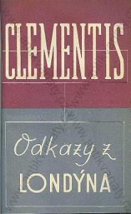 Odkazy z Londýna Vladimír Clementis 1947
