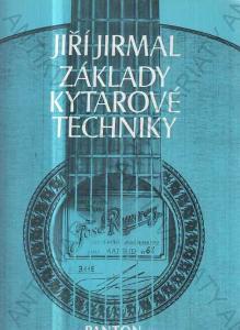 Základy kytarové techniky Jiří Jirman 1987