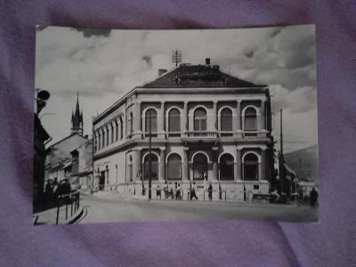 Pohlednice NITRA - hotel Tatra,prošlé poštou