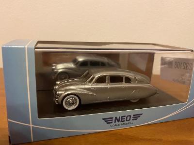 Unikátní Tatra 87, Neo scale models, 1:43, sběratelská edice