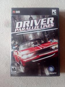Driver Parallel Lines - akce podobná GTA!