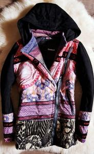 DESIGUALchaq_Blasa zimní dámská bunda-párka/náádherná/s(uni s-m)1,-