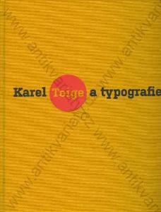 Karel Teige a typografie Karel Srp, Arbor Vitae