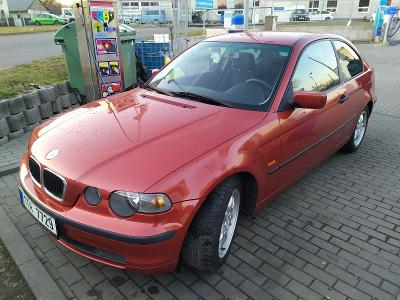 BMW e46 318i Compact