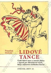 Lidové tance František Drdácký 1983 Olympia, Praha