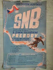 3. zimní celostátní přebory 1947