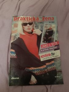 Časopis Praktická žena, 3/1991
