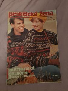 Časopis Praktická žena, 3/1992