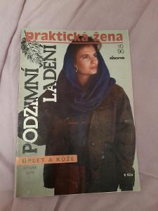 Časopis Praktická žena, 10/90