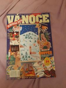 Časopis Praktická žena - VÁNOCE/ 1996