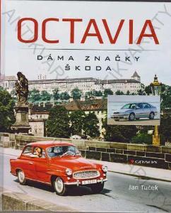 Octavia - dáma značky Škoda Jan Tuček Grada 2020