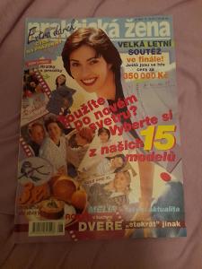 Časopis Praktická žena, 8/1997