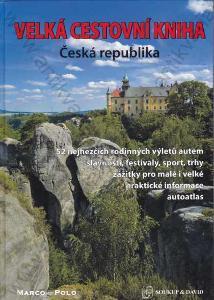 Velká cestovní kniha ČR Soukup David 2008
