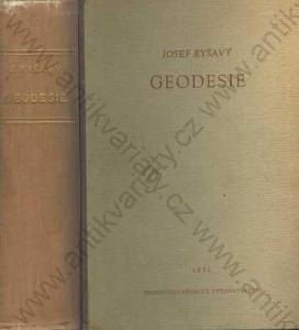 Geodesie Josef Ryšavý