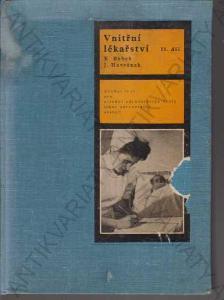 Vnitřní lékařství 2. díl, část speciální 1964