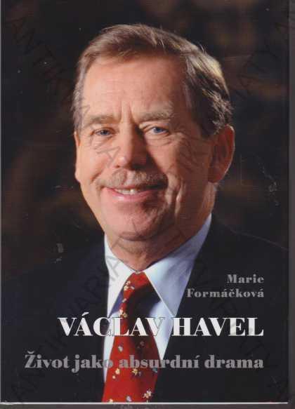 Václav Havel Marie Formáčková Ikar 2012 - Knihy