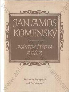 Jan Amos Komenský - Nástin života a díla 1957