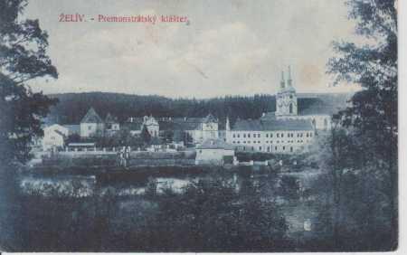 Želiv- Premonstrátský klášter