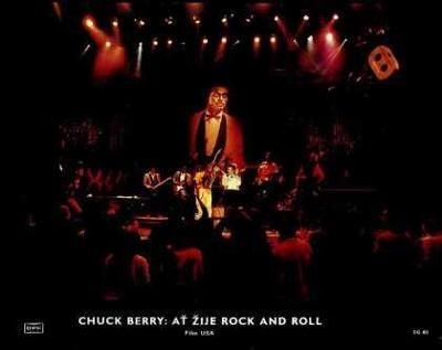 Chuck Berry: Ať žije rock and roll fotoska