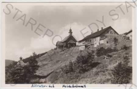 Červená hora (Heidebrünnl im Altvatergebirge), kos